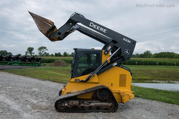 2015 John Deere 333E-9