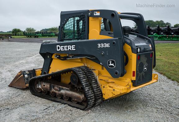 2015 John Deere 333E-4
