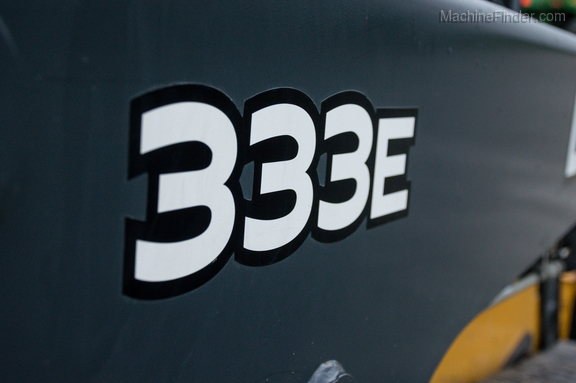 2015 John Deere 333E-6
