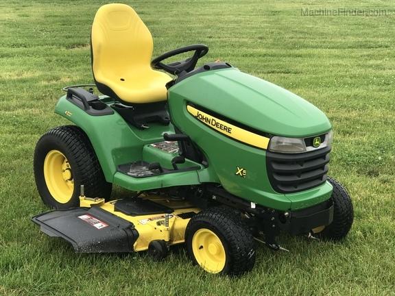 [SCHEMATICS_4NL]  Castongia Tractor - 2011 John Deere X534 | John Deere X534 Engine Schematics |  | Castongia