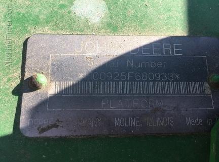 John Deere 925F