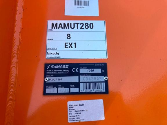 Other Mammut 280S