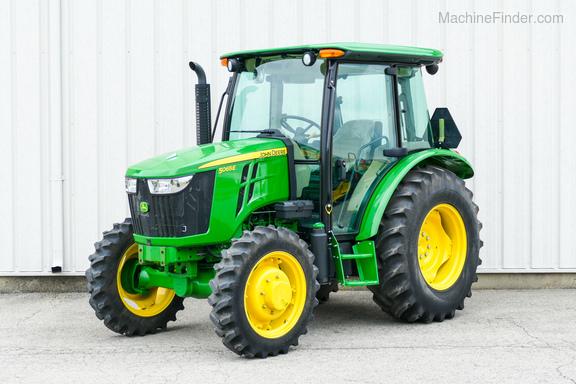 2015 John Deere 5065E-0
