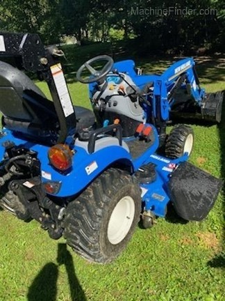 2019 New Holland Workmaster 25S Image 1