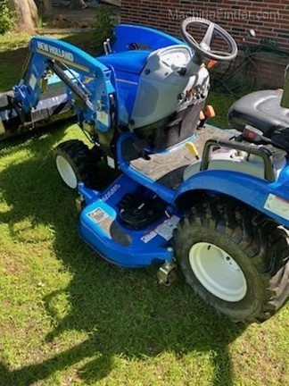 2019 New Holland Workmaster 25S Image 4