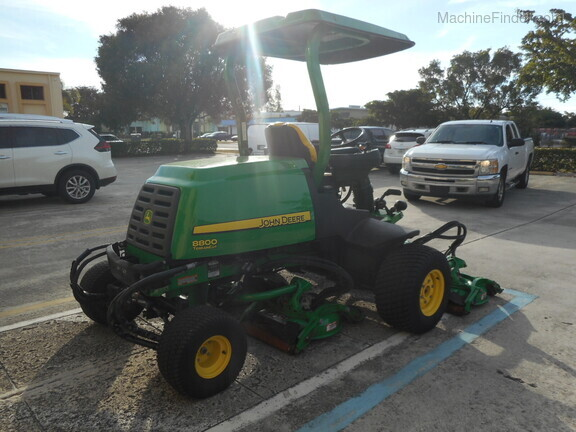 Pre-Owned John Deere 8800 in Boynton Beach, FL Photo 3