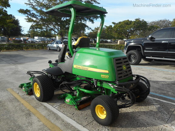 Pre-Owned John Deere 8800 in Boynton Beach, FL Photo 2