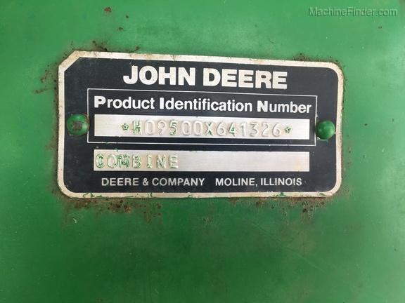 Photo of 1991 John Deere 9500