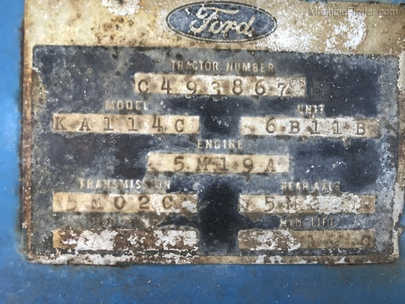 Photo of 1976 Ford 4100