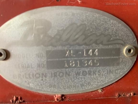 Photo of 2001 Brillion XL-144