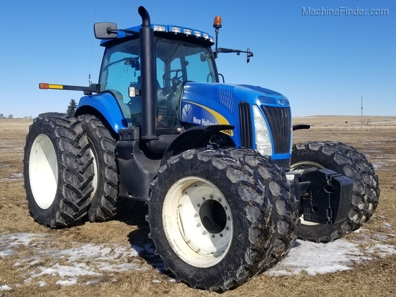 2008 New Holland T8040 Image 7