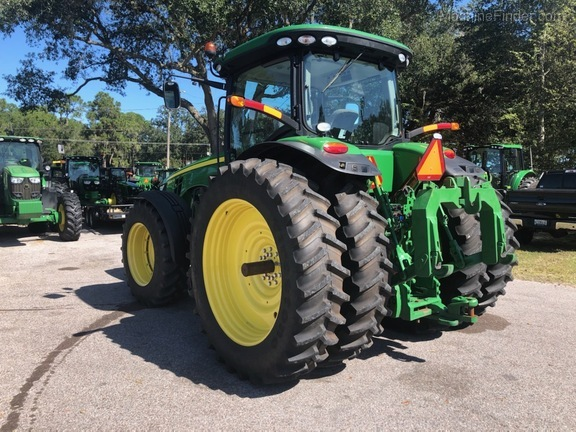 Pre-Owned John Deere 8320R in Plant City, FL Photo 3