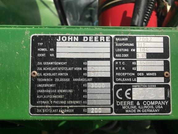 John Deere WTS 9560