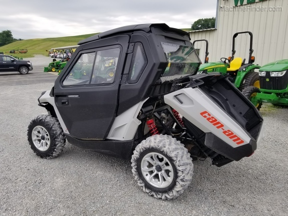 2015 Can-Am commander 1000