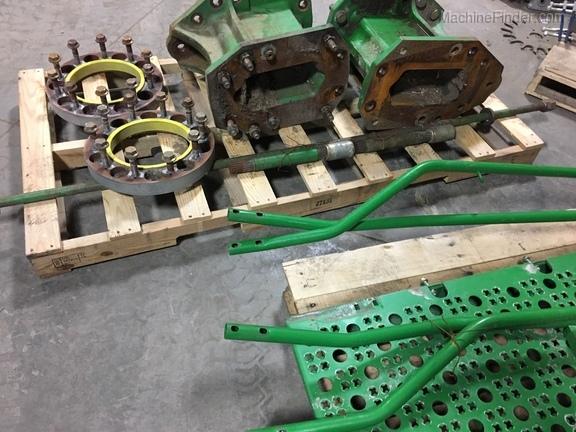 John Deere FS 20.8R38 Combine Dual set