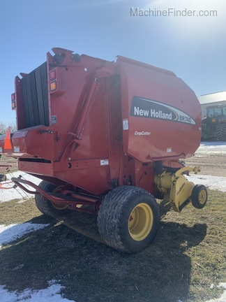 2004 New Holland BR740 Image 3