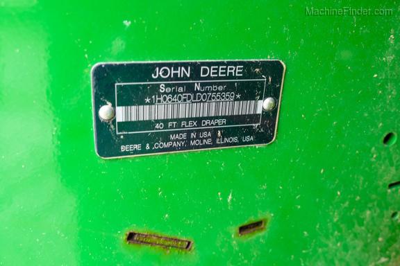 2013 John Deere 640FD-17
