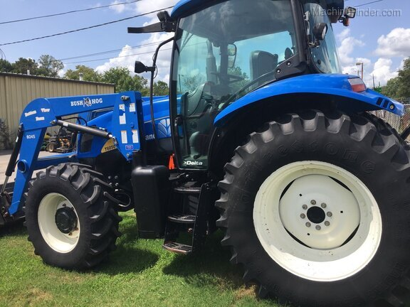 2008 New Holland T6050 Image 2