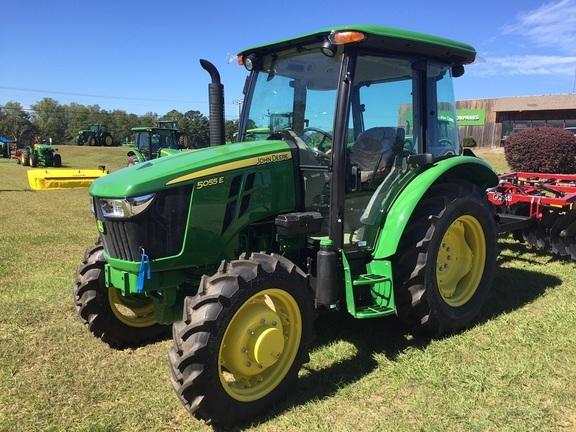 John Deere Utv >> 2018 John Deere 5055E - Utility Tractors - John Deere ...