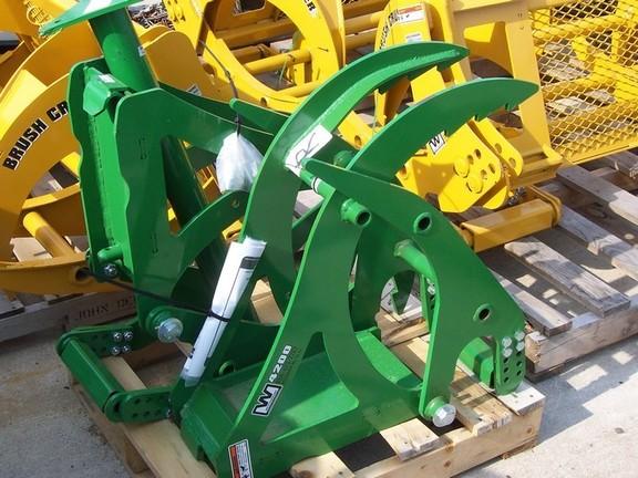 2019 Westendorf BC-4200 Brush Crusher - Tractor Loaders - John Deere  MachineFinder