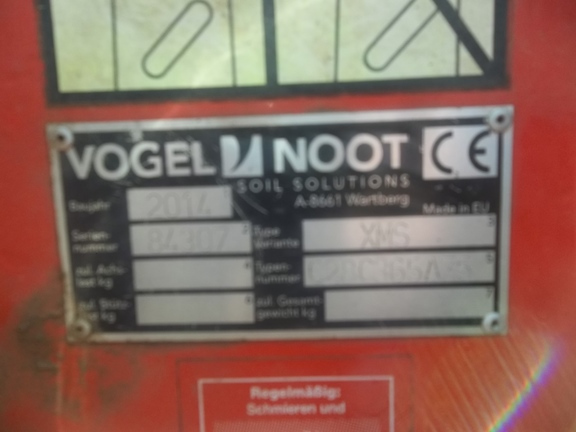 Vogel Plus XMS850 st vario