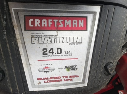 Photo of 2016 Craftsman 5600