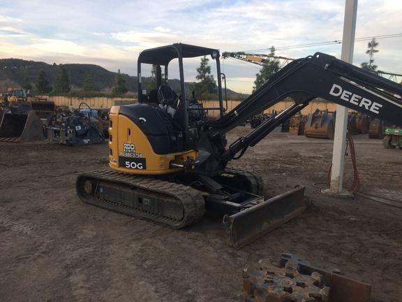 John Deere 50G Excavators for Sale | CEG