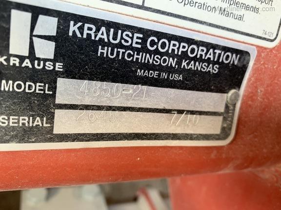 Photo of 2010 Krause 4850-21