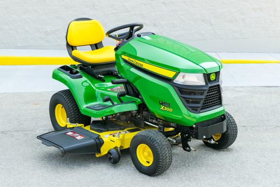 2014 John Deere X300-1
