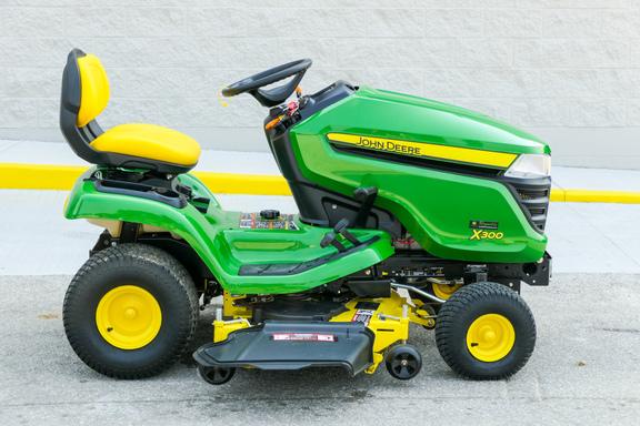 2014 John Deere X300-3
