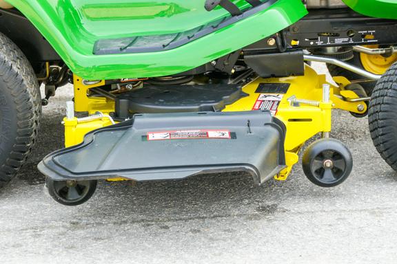 2014 John Deere X300-11