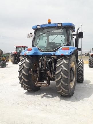 New Holland TS115 A