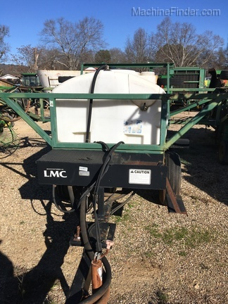 LMC 500 Gallon sprayer