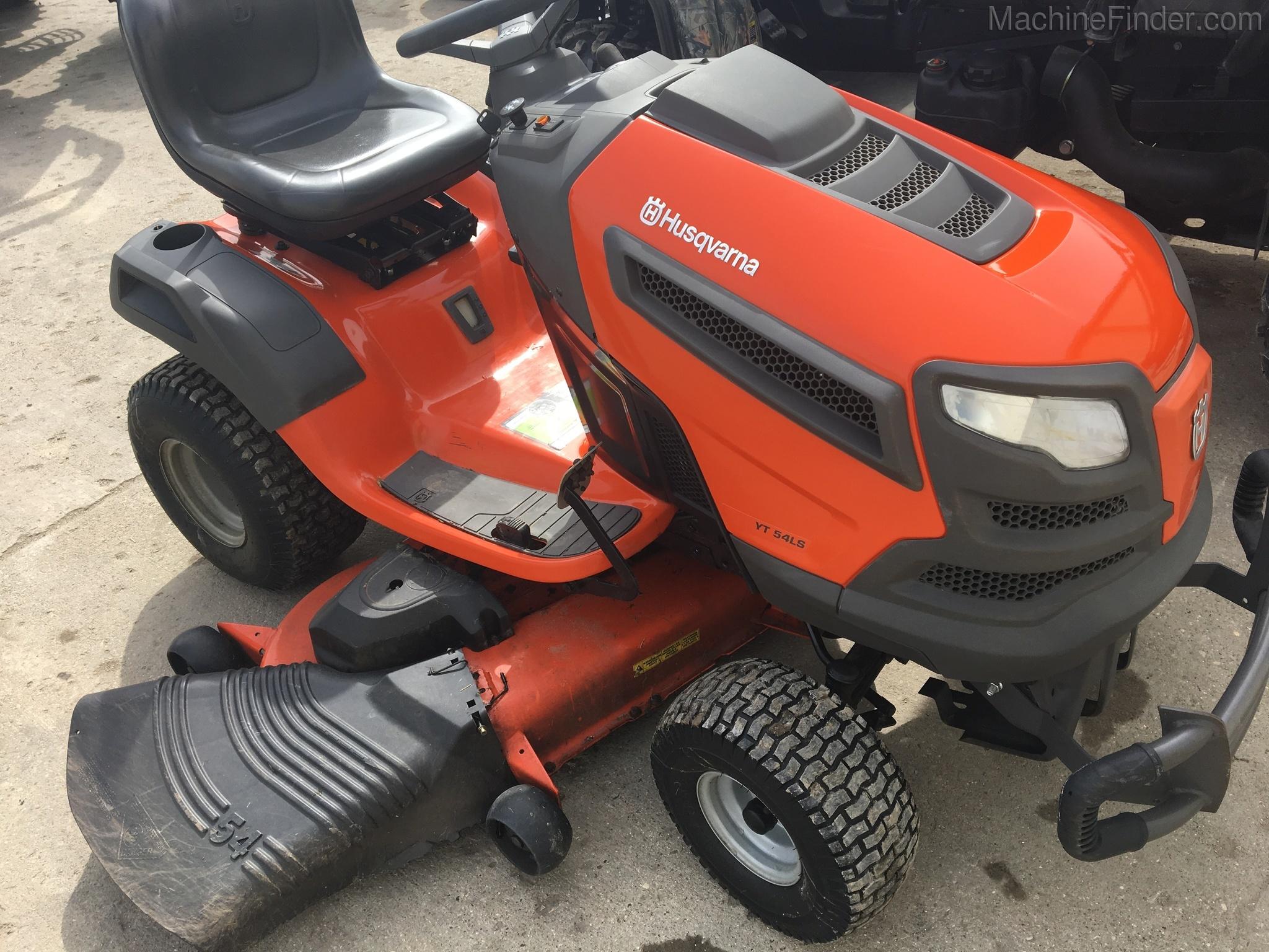 2013 husqvarna yt54ls lawn garden tractors john deere machinefinder - Husqvarna Garden Tractor