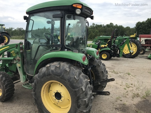 2013 John Deere 4720 - Compact Utility Tractors - Pound, WI