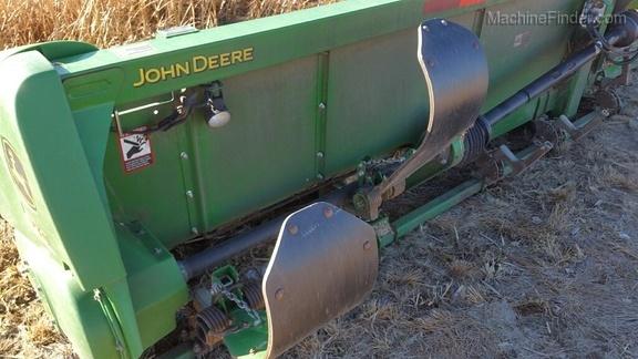 John Deere 612C StalkMaster