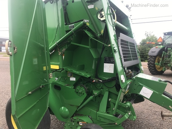 2013 John Deere 459 Silage Special Image 9