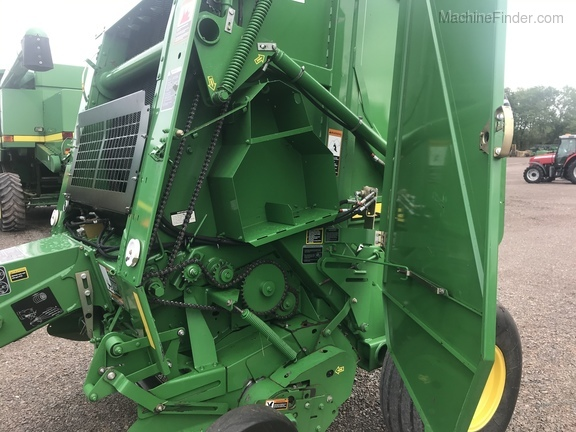 2013 John Deere 459 Silage Special Image 10
