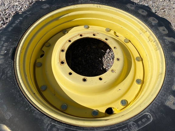 Goodyear Super Traction Radial DT800 RIM ONLY Image 3