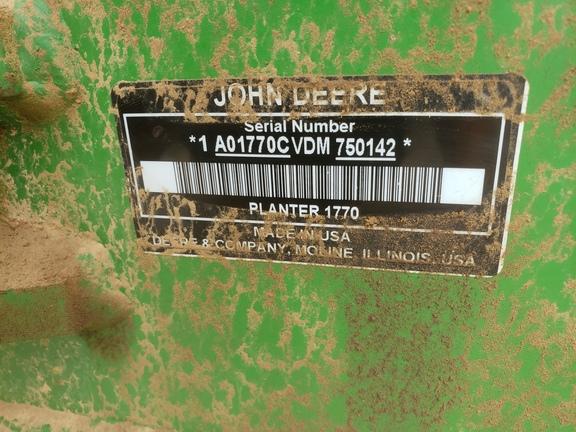 Photo of 2013 John Deere 1770NT