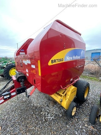 2014 New Holland BR7060 Silage Special