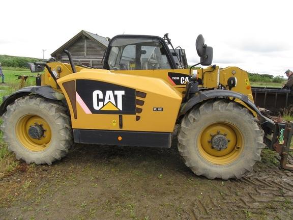 Caterpillar TH336 AG+
