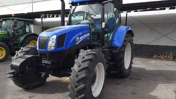New Holland T-6.175