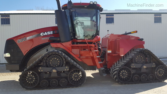 2012 Case IH Quadtrac 600
