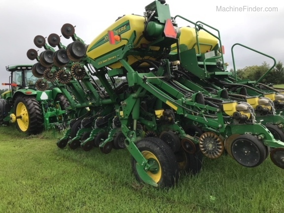 2013 John Deere 1790 Planters Drawn Henderson Nc