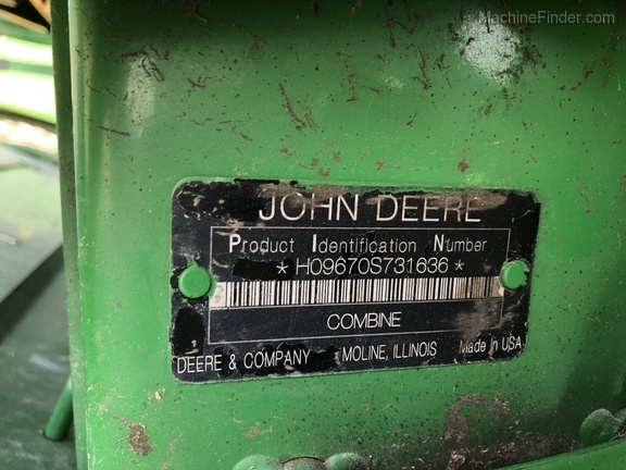 Photo of 2009 John Deere 9670 STS