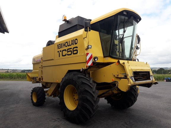 New Holland TC 56