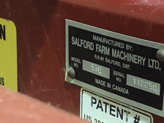 2011 Salford 570-10