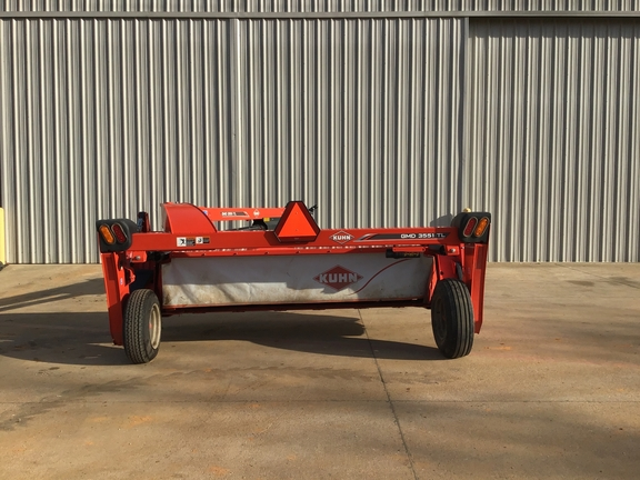 2019 Kuhn GMD3551TL Image 2