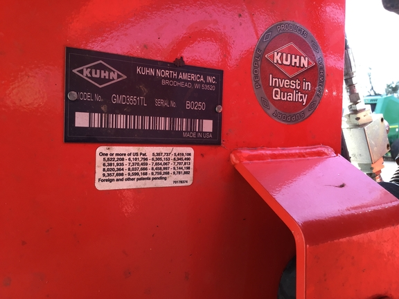 2019 Kuhn GMD3551TL Image 8